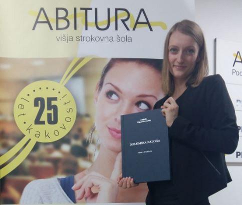 Obujanje spominov naših diplomantov ob 25-letnici Abiture – Mojca Sternad, organizatorka poslovanja v velneški dejavnosti