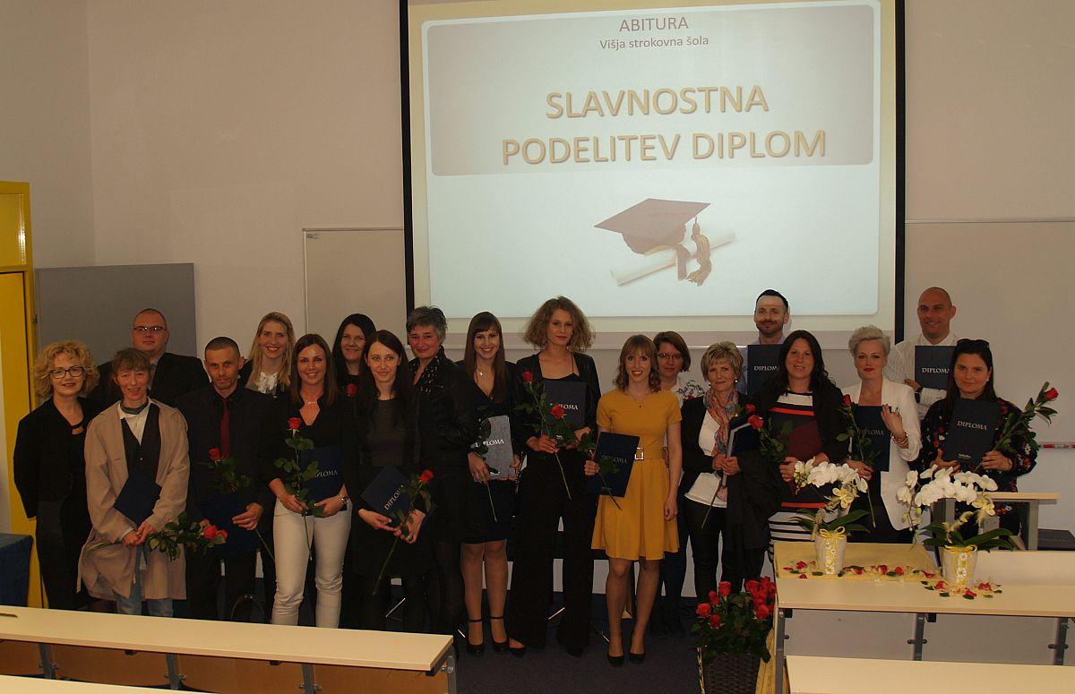 Podelitev diplomskih listin