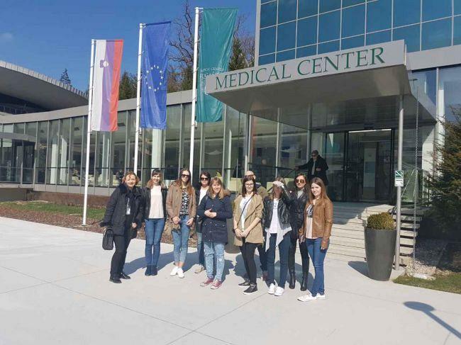 Medical center in Afrodita v Rogaški Slatini ter Terme Olimje – 13. marec 2017