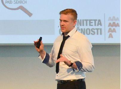 Vabljeno predavanje: Spletno trženje znamk po AIDA modelu: primeri iz prakse – Gal Kočar