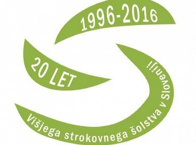 Slavnostna akademija ob 20-letnici višjega strokovnega šolstva v Sloveniji.