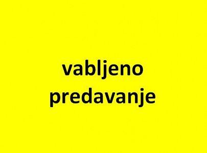 Vabljeno predavanje:  Nadzor nad škodljivimi dejavniki na delovnem mestu in v okolju – Dušan Kresnik, uni. dipl. biolog