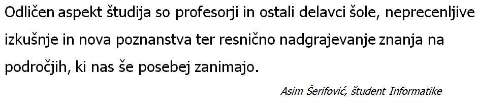 Asim Šerifović - za splet
